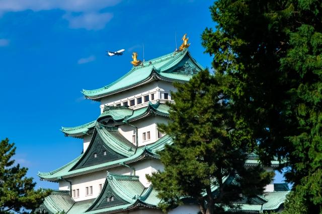 名古屋城の大天守