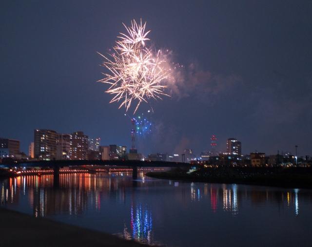 沼津の花火
